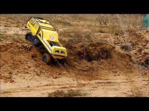 tatra 813 6x6 blue edition red bull yellow trial truck. Black Bedroom Furniture Sets. Home Design Ideas