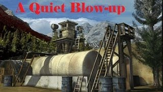 Commandos Behind Enemy Lines HD Mission 2 A Quiet Blow-up
