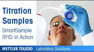 Preparing Titration Samples with Analytical Balances