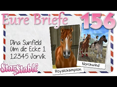 Star Stable [SSO]: Ich lese eure Post! [18.04.2018] #156 | Let's Play [DEUTSCH]