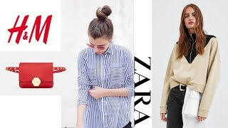 COLLECTIVE HAUL | ZARA, H&M, FOREVER21 ,MAC  | TEJASWI| TRY ON HAUL