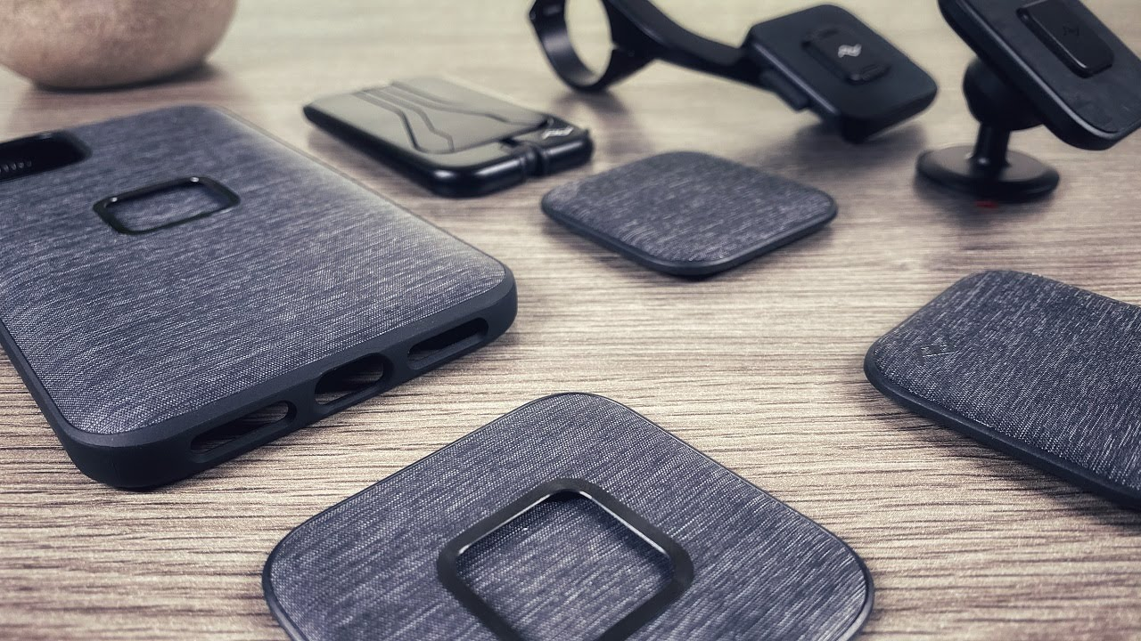Mobile by Peak Design | New Ecosystem Of Accessories & Cases For SmartPhones