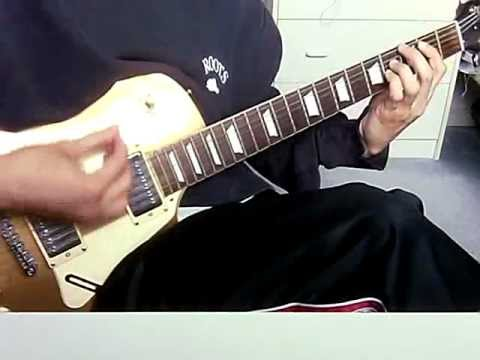 Chris Daughtry - Over You (Guitar Cover)