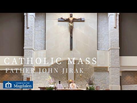 Live-Stream Mass for the 2020 Church of the Magdalen Catholic School Graduates