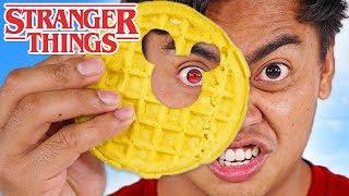 I Ate Like Stranger Things for 24 Hours
