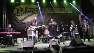 Angela Mosley & The Blue Elements @Blues made in Italy 13.10.2018 043