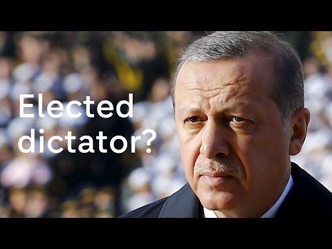 President Erdoğan: the Turkish strongman silencing journalists