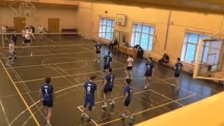Волейбол. Студенческая Суперлига (муж) МАДИ-МГУ(3:0) 14-03-2016
