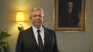 Mansur Yavaş'a 2021 Dünya Belediye Başkanı Başkent Ödülü