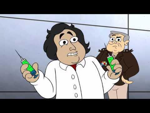 Jay and Silent Bob's super groovy cartoon