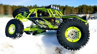 RC Car OFF Road 4x4 WLtoys Wild Track Clone Vaterra Twin Hammers — RC Extreme Pictures