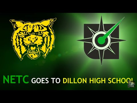 Northeastern Technical College Visits Dillon High School  4K  2020