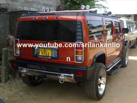 Hummers In Sri Lanka Youtube