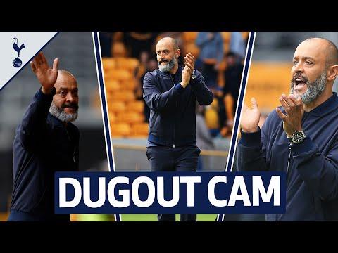 Nuno enjoys his EMOTIONAL returns to Wolves |  DUGOUT CAM