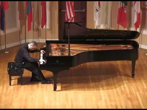 "Antonio Pompa-Baldi plays Liszt: ""Au bord d'une source"", and ""Orage"""