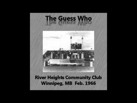 The Guess Who - Made in England (Live at River Heights Community Club, Feb. 1966)