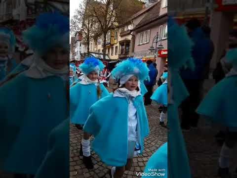 Faschingssturm 27.1. 2018 in Heidenheim an der Brenz