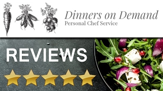Personal Chef Service - Niceville, FL - REVIEWS - Dinners On Demand