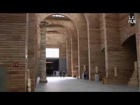 Mérida: Museo nacional de arte romano (Rafael Moneo)