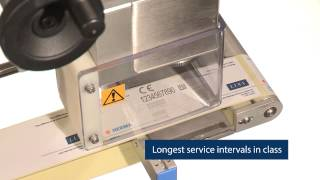 CO2 Laser Coders - Laser Marking Systems | Linx range of SL scribing lasers. Thumbnail