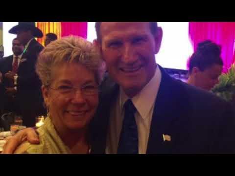 Bob & Terry Andrews Corona Embajador Convention October 2017 Orlando FL