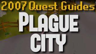 Runescape 2007 Quest Guides: Plague City