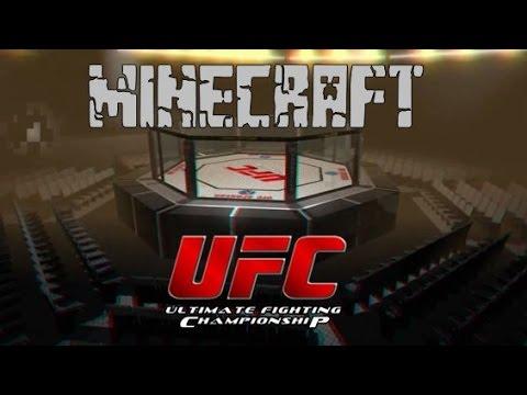 Arena Ufc Project Minecraft