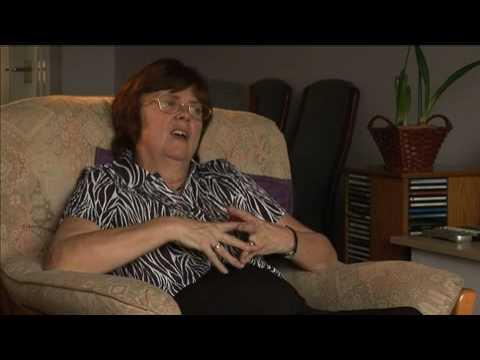 Rigidity with Parkinson's - Jill