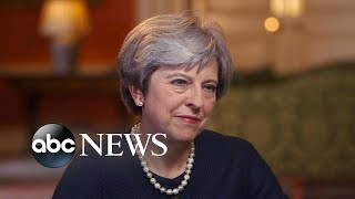 UK prime minister on Brexit:
