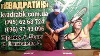 Рюкзак теннисный Wilson Marseille with Cosmetic Case - kvadratik.com.ua/(, 2014-04-17T17:00:22.000Z)