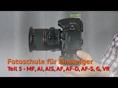 Fotoschule für Einsteiger - Teil 5 - Full HD 1080p