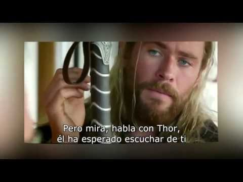 Civil War: Team Thor - Thor Ragnarok subtitulado