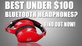 BEST Under $100 Bluetooth Headphones EVER? Rhythmz BluHD Wireless Headphones Review