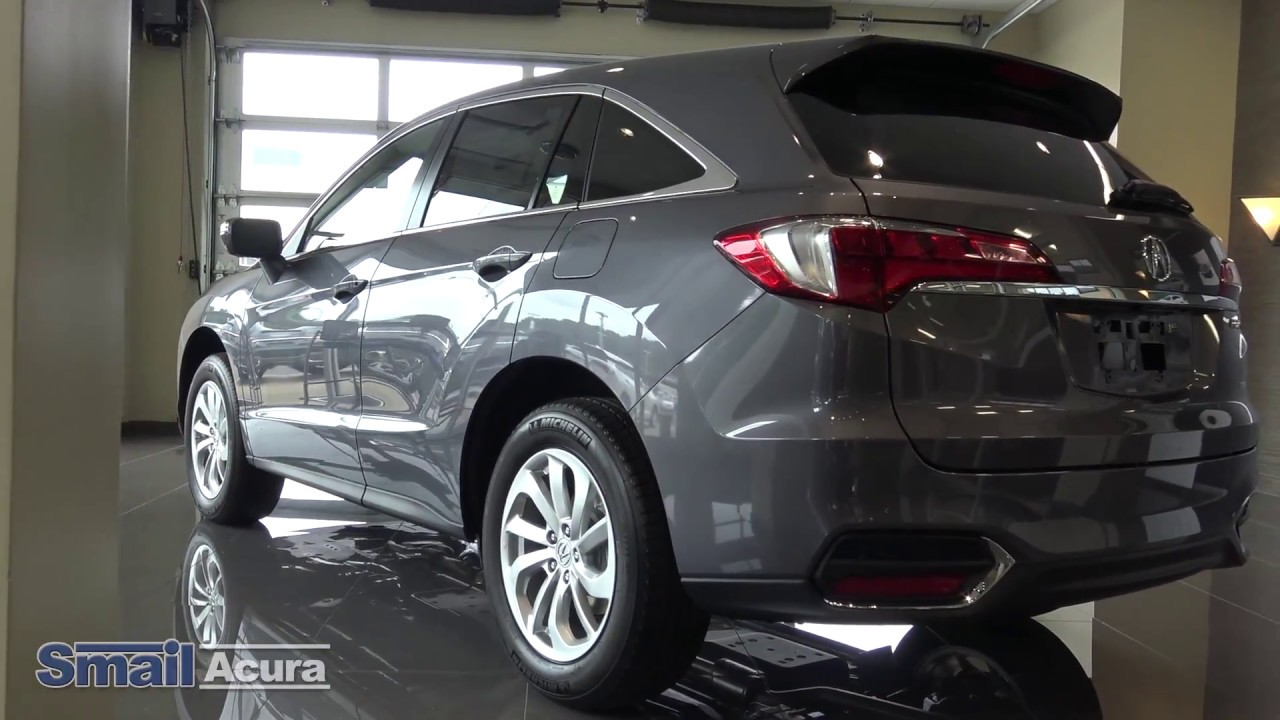 new 2018 acura rdx awd with technology package in. Black Bedroom Furniture Sets. Home Design Ideas
