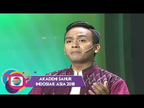Berdzikir Hati Tenang - Aiman Sufyan, Malaysia | Aksi Asia 2018