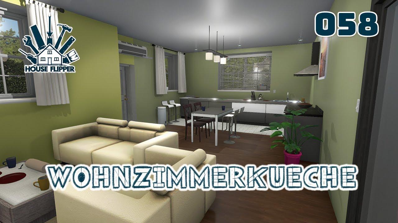 House Flipper [058] 🔨 Wohnzimmerküche (Deutsch)