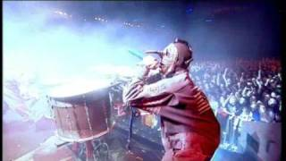 SlipKnoT - Left Behind live @ London Arena 2002 [HQ]