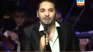 Ramy Ayach At Cairo Opera 2009 - 3ala Remsh 3younha