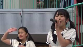 チャチャタウン小倉1Fステージ 1曲目 未来少女A 殿川遥加(とのかわはる...