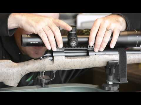 Mounting and Leveling a Long Range Rifle Scope