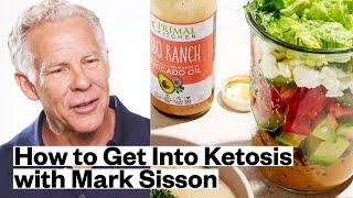 GET INTO KETOSIS without Keto Flu: Mark Sisson  | Thrive Market