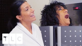 Mother & Daughter Strip Down For Cryotherapy | sMothered