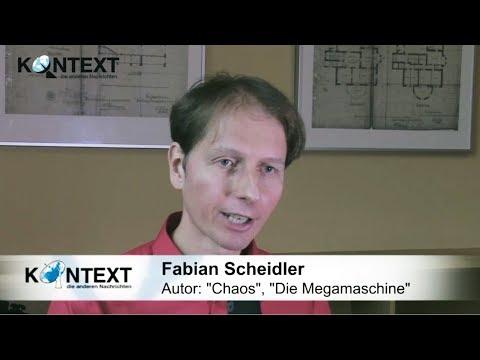Fabian Scheidler: Chaos. Das neue Zeitalter der Revolutionen - Kontext TV