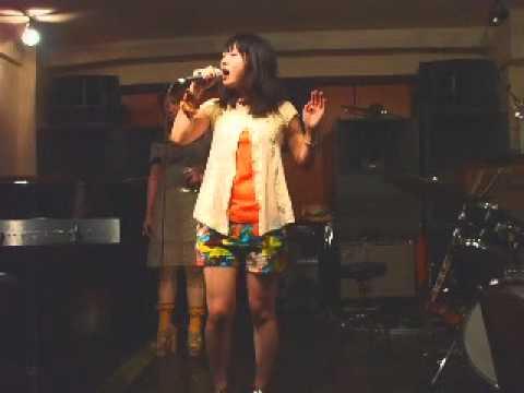 島根3人娘 Kaori - Another Star @ Music Life TAO Hiroshima