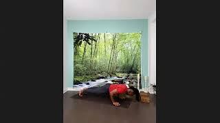 emPOWERed Yoga Warrior