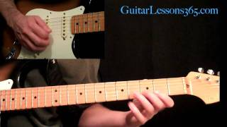 Fast Two String Sweep Arpeggios Guitar Lesson For Shredders - Rock - Metal - Yngwie Malmsteen