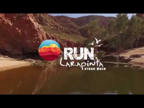 Run Larapinta 2017 - promo video