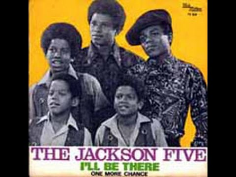 The Jackson 5 - I'll Be There (Official Music Video)