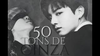 JIKOOK - 50 Tons de Cinza [Fanfic Trailer]