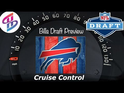 Cruise Control - Buffalo Bills Draft Preview